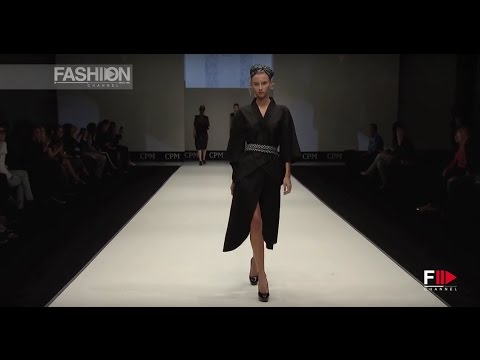 ART FUTURE DESIGN SCHOOL St.Petersburg Spring Summer 2017 | CPM Moscow by Fashion Channel