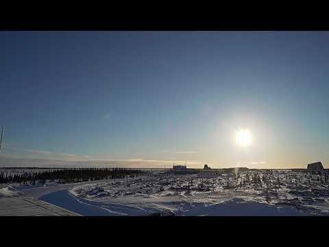 Aurora Borealis - Northern Lights Cam 12-09-2017 08:40:19 - 09:40:20