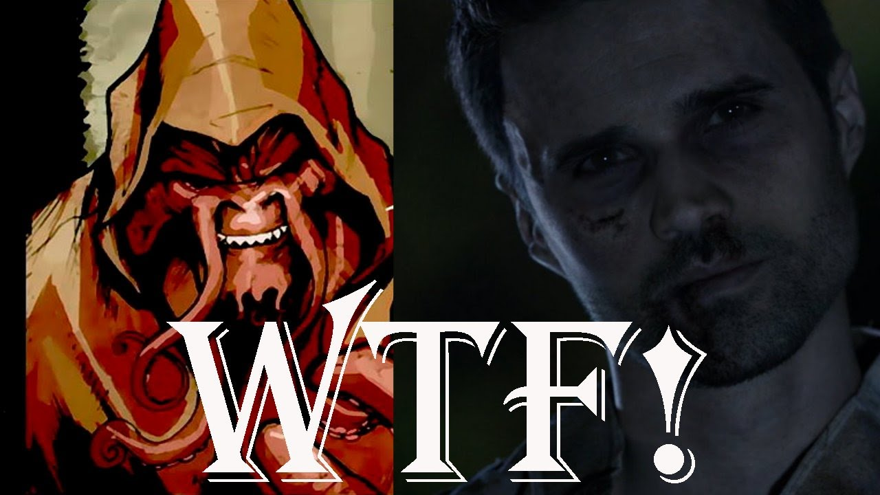 Who The Frak Is Hive Agents of SHIELD Season 3 - YouTube