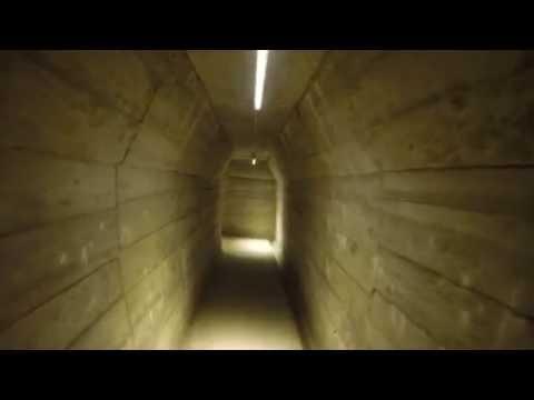 Mao Zedong's bunker