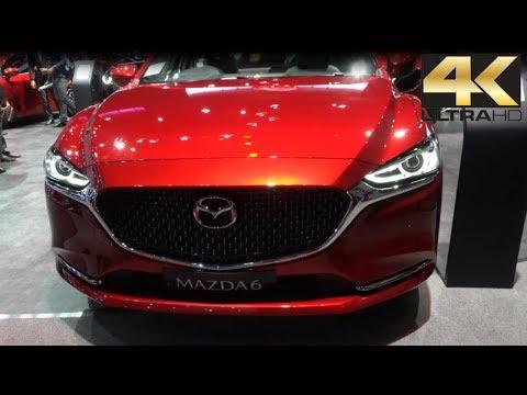 2019 NEW Mazda 6 Reviews Interior Exterior - Mazda 6 2019 - マツダ 6 2019年モデル