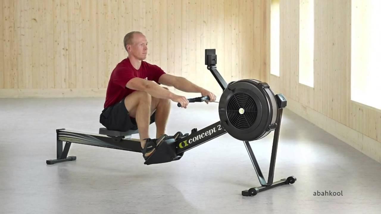 Concept 2 Rowing Machine >> Concept2 Model D | Watch Concept2 Model D Indoor Rowing Machine with PM5 - YouTube