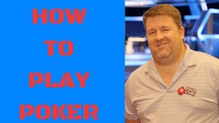 Poker for Beginners with Chris Moneymaker