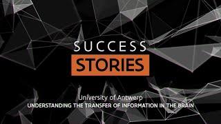 Success Stories | Christophe Verbist | UA