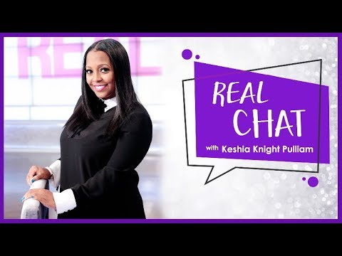 REAL CHAT with Keshia Knight Pulliam