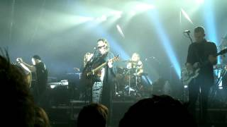 of monsters and men - winter sound (live in dublin - olympia theater - 22.11.15)