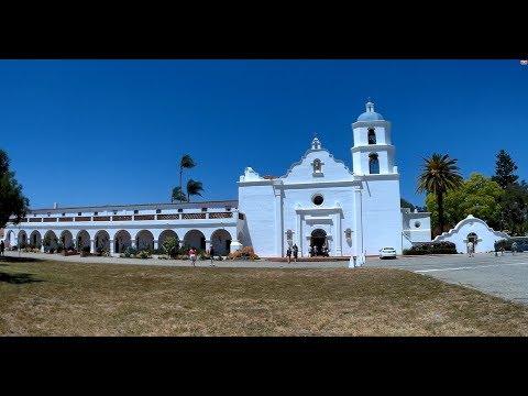 477-Visit to Mission San Luis Rey de Francia