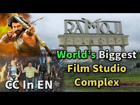 Ramoji Film city Hyderabad | Bahubali set & more