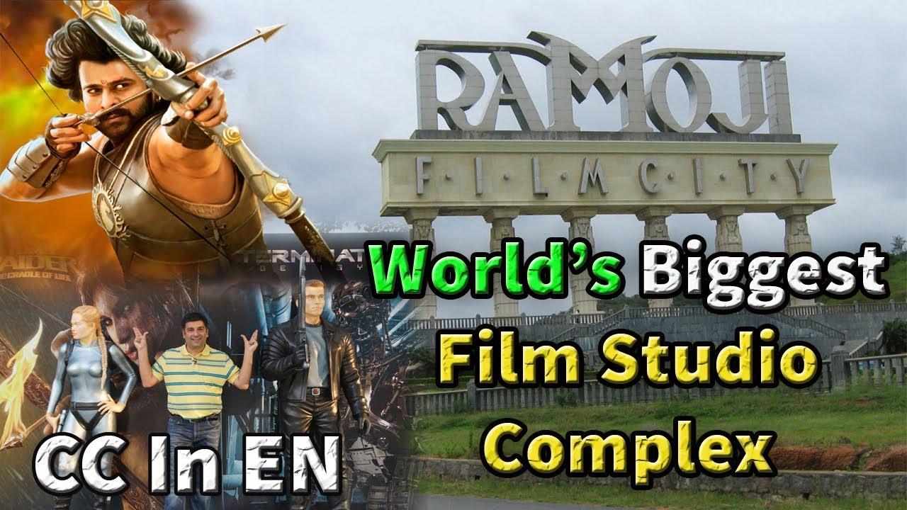 Ramoji Film city Hyderabad | Bahubali set & more