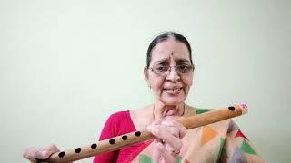 Tamil Oru Naalum Unai Maravaatha Free Carnatic online flute tutorial with notes video # 226.