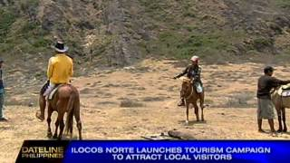 Ilocos Norte boosts tourism campaign