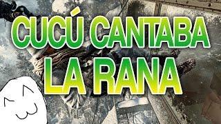 CUCÚ CANTABA LA RANA!!! | Live en Black OPS | Elyas