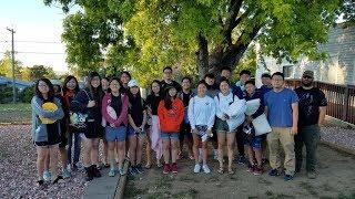 2018 학생부 단기선교