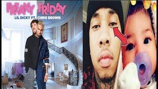 "Lil Dicky & Chris Brown drop ""Freaky Friday""+ Kris Jenner Shuts Down Paternity Rumors"