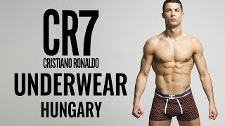 CR7 Cristiano Ronaldo Underwear fehérnemű, boxeralsók | hdiShop.hu
