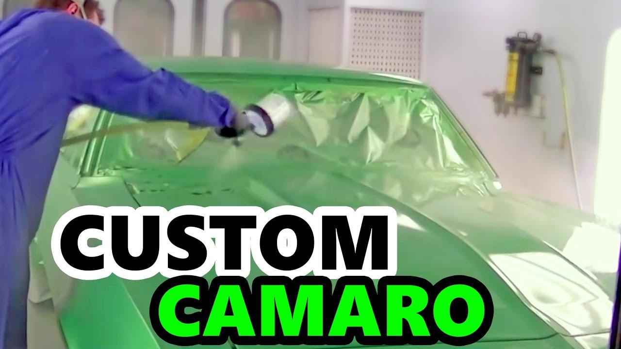 Custom Car Paint >> How To Custom Paint A Car Youtube
