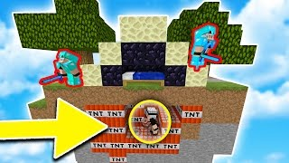 THEY NEVER SAW THIS COMING..! | Minecraft BED WARS Trolling
