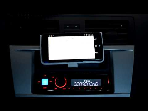 Alpine UTE-42BT car stereo review bluetooth issues