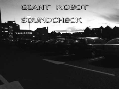 Giant Robot Helsinki Rock City