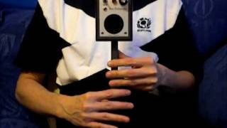 Ross Electronic Bagpipes