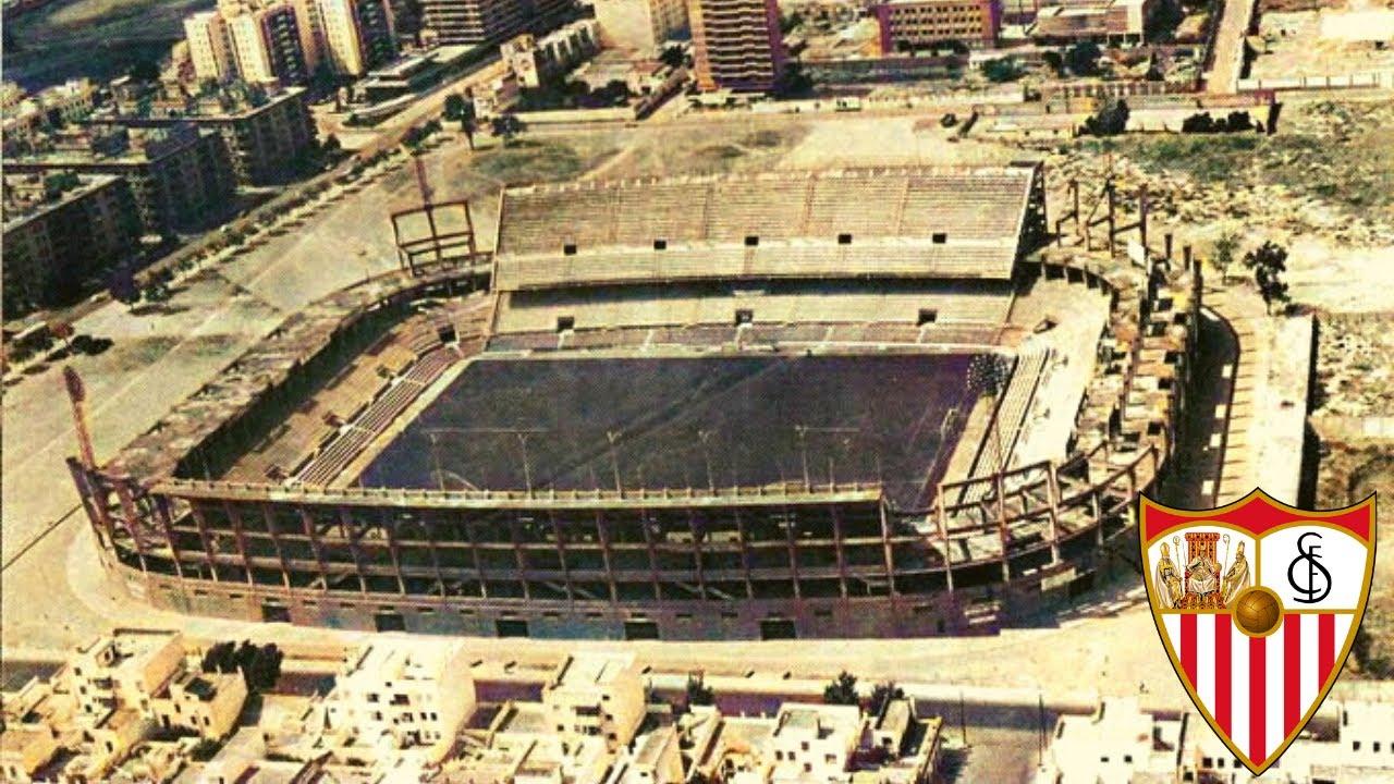 Estadio Ramón Sánchez Pizjuán Evolution - Sevilla FC