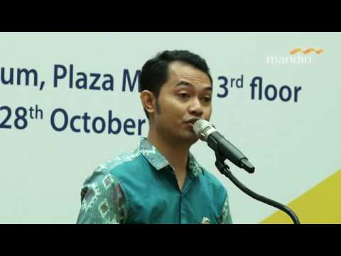Bank Mandiri National Speech Competition I - 2015 (Part II)