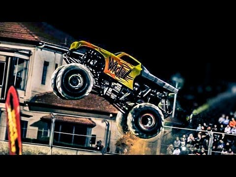Monster Truck Rumble Highlights Youtube