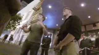 Drunk tech bro calls cops when denied entry