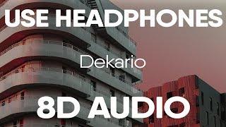 NLE Choppa - Dekario (8D Audio)