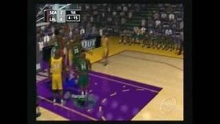 NBA ShootOut 2001 PlayStation 2 Gameplay_2001_01_19_4