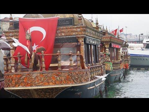 Стамбул—город контрастов |