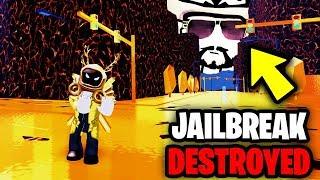Asimo3089 DESTROYED Roblox Jailbreak... (City Gone)