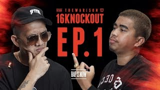 TWIO4 : EP.1 TORDED vs SNUFF (16KNOCKOUT) | RAP IS NOW