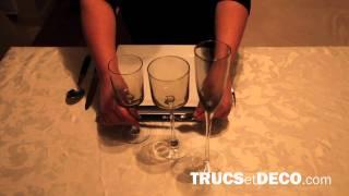 Comment dresser une table ? - Tutoriel par trucsetdeco.com