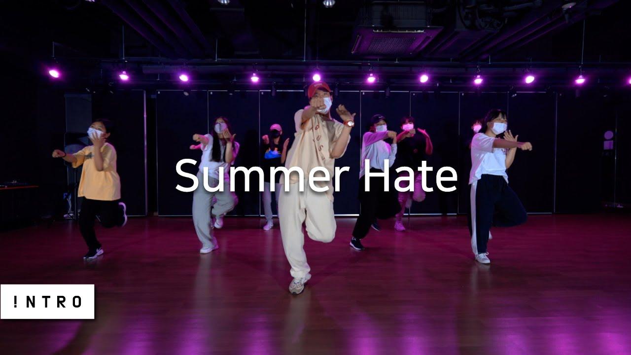 Summer Hate - 지코 (ZICO) | DDongTae Choreography | INTRO Dance Music Studio