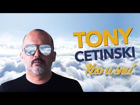 Tony Cetinski  Kao u snu Lyric