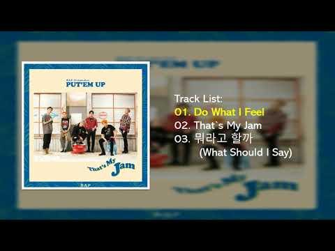 Full Album B A P — PUT'EM UP