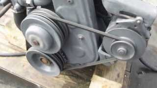 SOLD 8-21-14 Ford 2.3 Liter OHC 4 Cylinder Complete OMC Motor(, 2013-09-20T23:13:19.000Z)