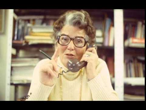 Mary Whitehouse prank call by Victor Lewis-Smith