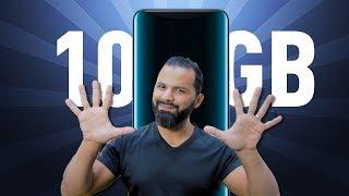 أول هاتف مع 10 جيجا رام ! والتكلفة الحقيقة ل iPhone XS Max !