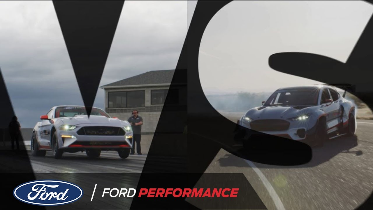 All-Electric Mustang Showdown | Ford Performance