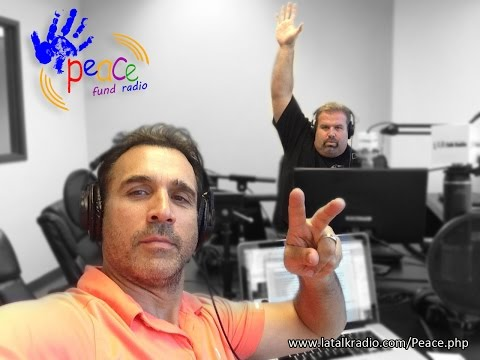 July 2 2014 PEACE Fund Radio with Adrian Paul & Ethan Dettenmaier