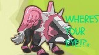 Animal Jam No Eye Glitch