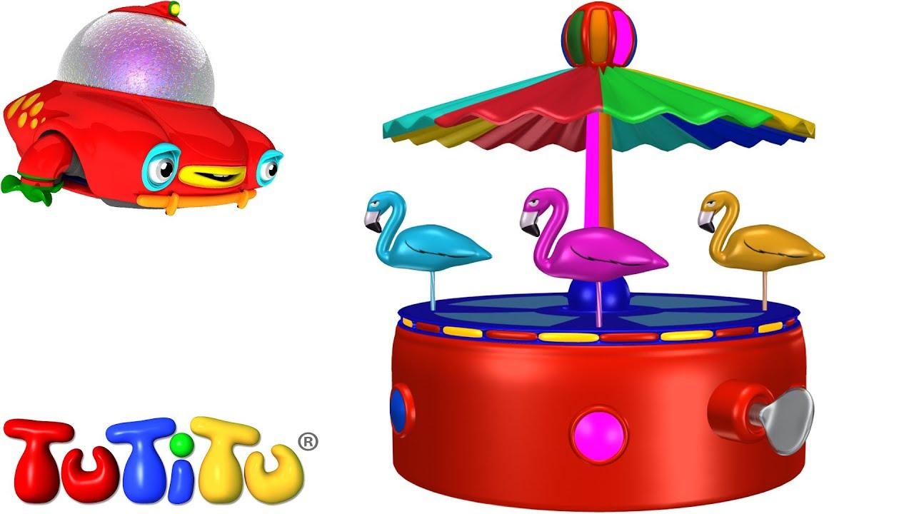 băng chuyền   TuTiTu – Đồ chơi trở nên sống động   TuTiTu Đồ chơi