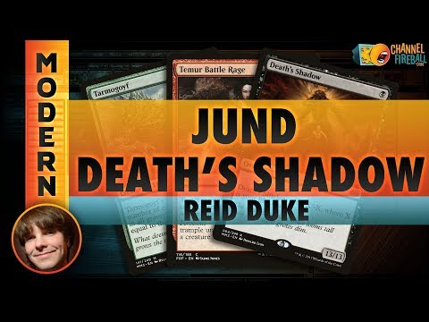 Channel Reid  Modern Jund Death's Shadow Deck Tech & Matches