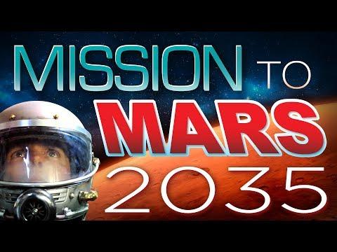 MISSION to MARS 2035 - NASA Exposed! (Flat Earth) thumbnail