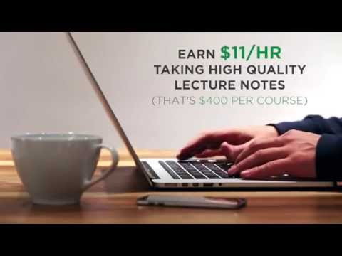 Learning while earning - get paid to go to class | OneClass