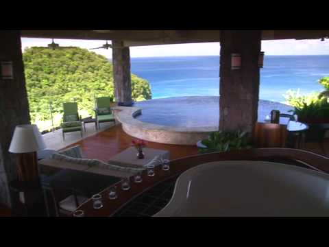 Affordable St. Lucia -- Jade Mountain   Caribbean Travel + Life