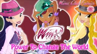 Winx Club Season 5 Soundtrack: Power To Change The World [2]