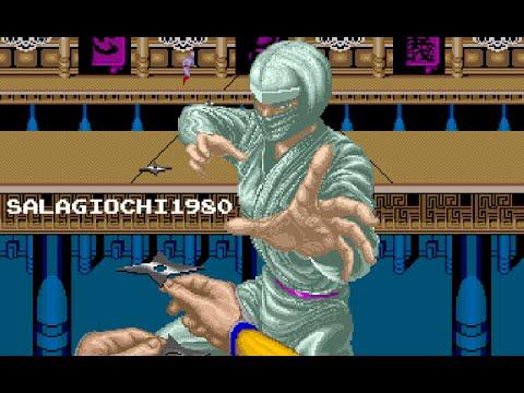 gioco shinobi